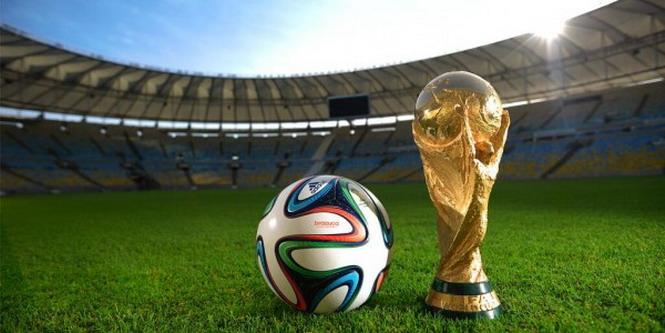 Lịch phát sóng trực tiếp World Cup 2014 trên truyền hình - Ảnh 1