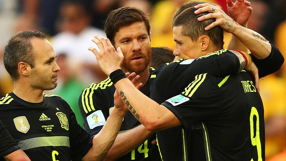Clip: Dự bị tỏa sáng, Tây Ban Nha đả bại Australia 3-0 - Ảnh 1