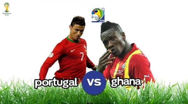 Lịch thi đấu World Cup 2014 ngày 26 và rạng sáng ngày 27/6 - Ảnh 1
