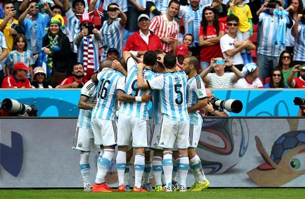 Argentina 3-2 Nigeria (KT): Messi lập cú đúp ngoạn mục - Ảnh 1