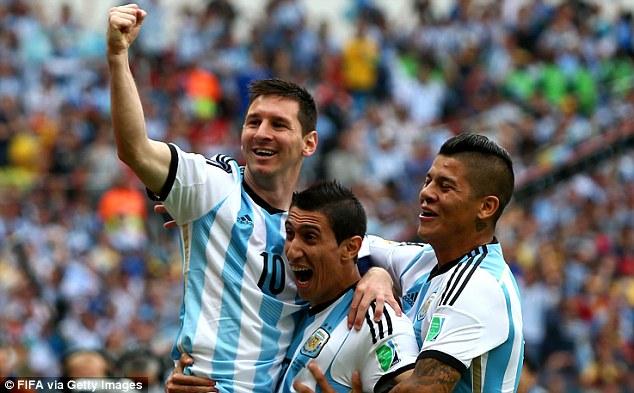 Clip: Messi lập cú đúp, Argentina đánh bại Nigeria - Ảnh 1