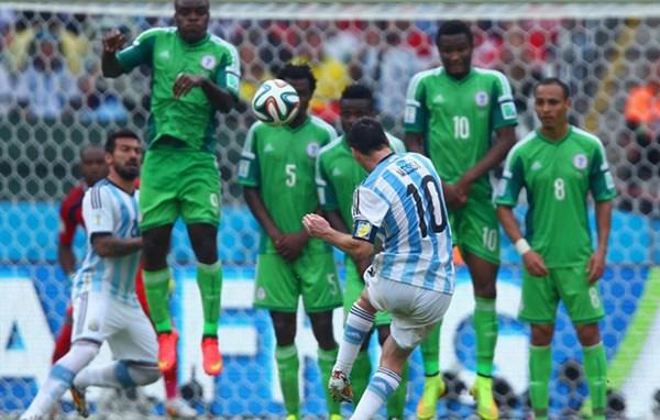Argentina 3-2 Nigeria (KT): Messi lập cú đúp ngoạn mục - Ảnh 2