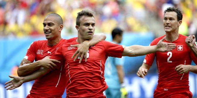 Clip: Sao xịt của Bayern giúp Thụy Sỹ vùi dập Honduras 3-0 - Ảnh 1