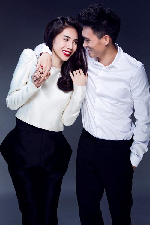 Công Vinh-Thủy Tiên tung bộ ảnh lung linh kỷ niệm 6 năm ngày yêu - Ảnh 2