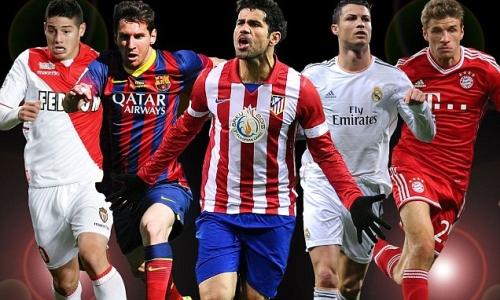 10 cầu thủ hay nhất thế giới 2014: Ronaldo sáng giá nhất - Ảnh 1