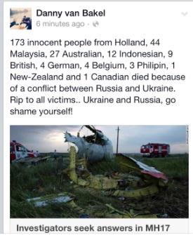 Sao V.League từng dự định mua vé chuyến bay MH17 - Ảnh 2