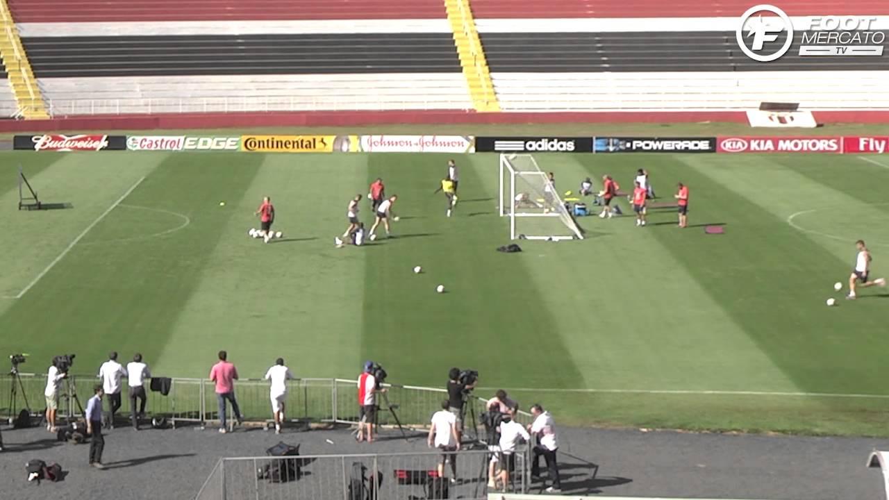Clip: Ghi bàn từ sau khung thành, Pogba khiến Messi ngả mũ - Ảnh 1