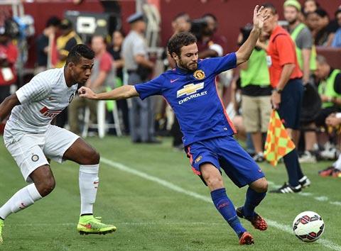 Pha đá ma của Rooney và cầu thủ M.U khiến Inter khóc ròng - Ảnh 1