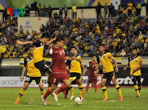U19 Việt Nam 2-2 U21 Brunei: U19 Việt Nam vuột mất chiến thắng - Ảnh 1
