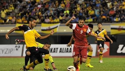 Clip: Bị U21 Brunei cầm hòa, U19 Việt Nam lỡ cơ hội vào bán kết - Ảnh 1