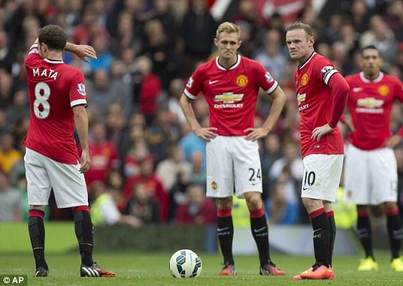 Rooney lập siêu phẩm, M.U vẫn thua sốc trước Swansea - Ảnh 1