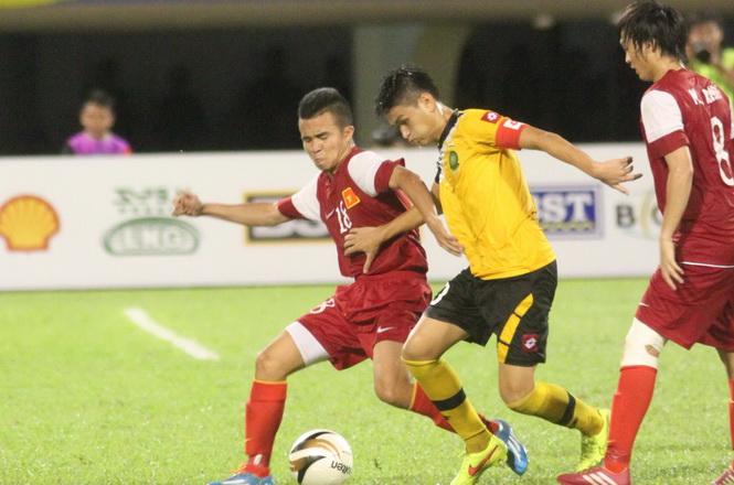 U19 Việt Nam: Thành Tùng đã trở lại - Ảnh 1