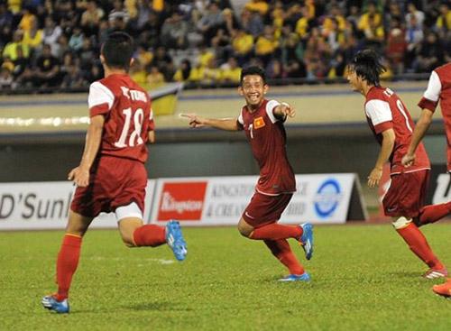 Đánh bại U21 Campuchia, U19 Việt Nam hiên ngang vào bán kết - Ảnh 2