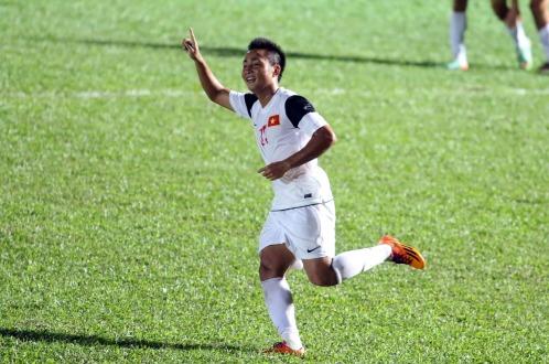 Đánh bại U21 Campuchia, U19 Việt Nam hiên ngang vào bán kết - Ảnh 1