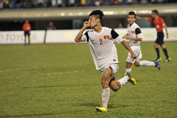 Hạ U19 Thái Lan, U19 Việt Nam vào chung kết U22 ĐNA - Ảnh 1