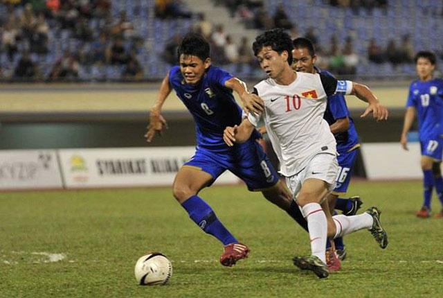 Clip: Khuất phục U19 Thái Lan, U19 Việt Nam vào chung kết - Ảnh 1