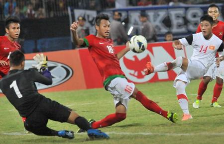 Lộ đội hình ra sân của U19 Việt Nam-U19 Thái Lan - Ảnh 1