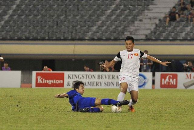 Hạ U19 Thái Lan, U19 Việt Nam vào chung kết U22 ĐNA - Ảnh 2