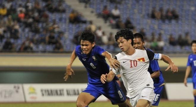 U19 Việt Nam có đủ trình đá V.League 2015? - Ảnh 1