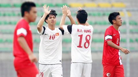 Bầu Đức cho U19 Việt Nam thi đấu ở V.League 2015 - Ảnh 1