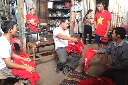 Chuyện về những CĐV đặc biệt của U19 Việt Nam - Ảnh 1