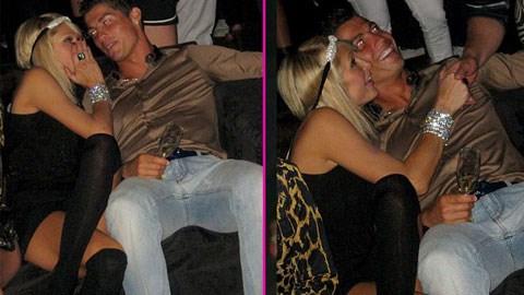 """Bắt bồ nhịn sex, Ronaldo """"lên giường"""" với siêu mẫu khác - Ảnh 1"""