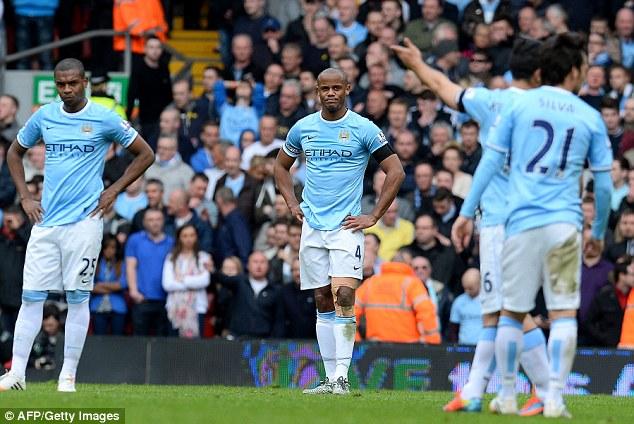 Man City bị phạt nặng, Chelsea, Arsenal hưởng lợi lớn - Ảnh 1