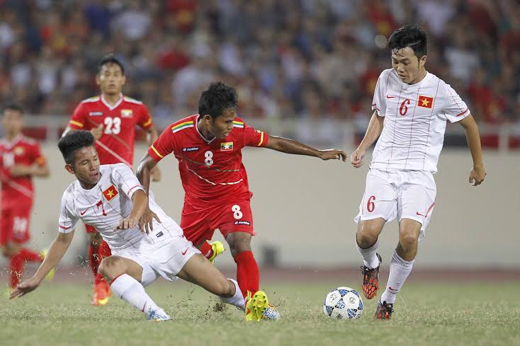 Clip: Đả bại Myanmar 4-1, U19 Việt Nam đòi nợ thành công - Ảnh 1
