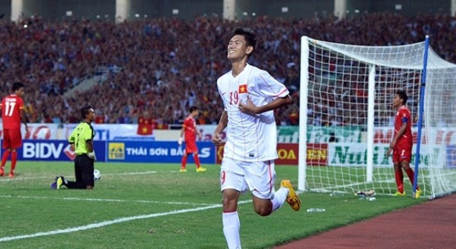 """""""Di Maria Văn Long"""" tiến bộ nhanh nhất U19 Việt Nam - Ảnh 1"""