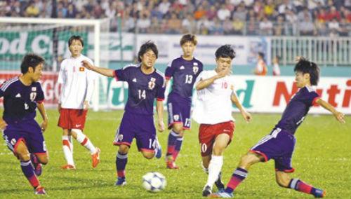 Link xem trực tiếp trận U19 Việt Nam-U19 Nhật Bản - Ảnh 1