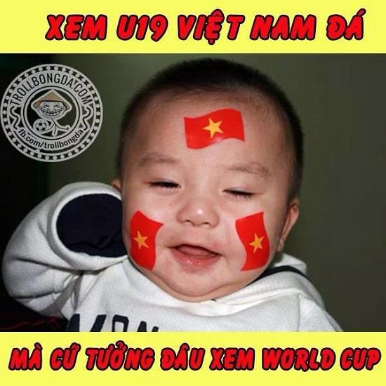 Di Maria, Xavi đua nhau đòi lấy biệt danh của sao U19 Việt Nam - Ảnh 1