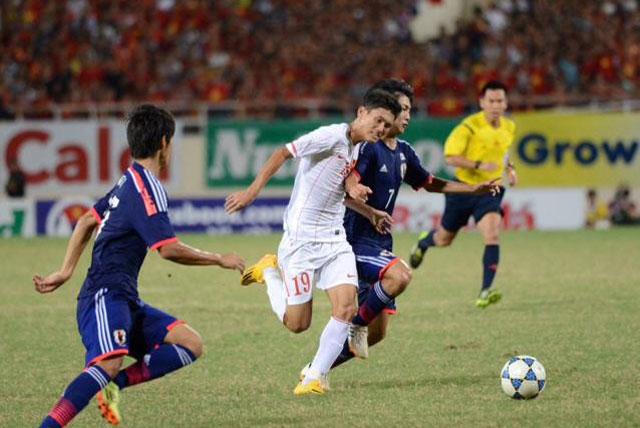 Clip: Thua sát nút Nhật Bản, U19 Việt Nam lỡ hẹn ngôi vương - Ảnh 1