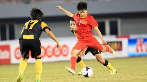 TRỰC TIẾP Việt Nam 0-5 Triều Tiên: Chênh lệch đẳng cấp - Ảnh 1