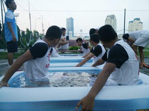 Clip: Bí quyết độc giúp Olympic Việt Nam tạo nên địa chấn - Ảnh 1