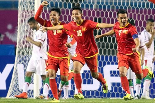 Olympic Việt Nam có tiếp tục tỏa sáng? - Ảnh 1