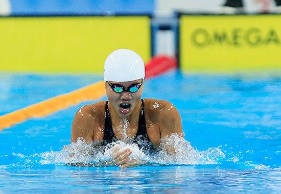 10 bí mật của ngôi sao bơi lội Ánh Viên - Ảnh 1
