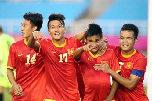 Clip: U23 Việt Nam và những màn trình diễn ấn tượng  - Ảnh 1