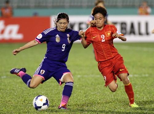 Link xem trực tiếp nữ Việt Nam-Nhật Bản - Ảnh 1