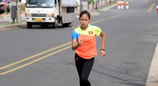 ASIAD 17: Nguyễn Thị Thanh Phúc bị loại vì lỗi kỹ thuật - Ảnh 1