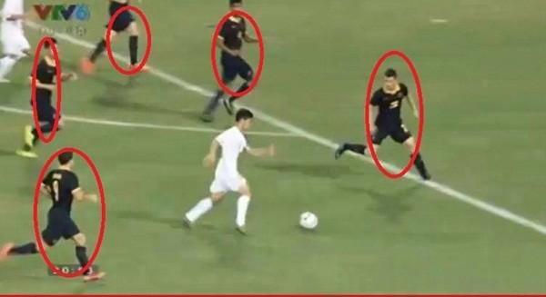 Clip: Bàn thắng của Công Phượng ấn tượng như Messi - Ảnh 1