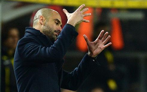 Guardiola tâm phục khẩu phục sau thất bại gây sốc của  Bayern - Ảnh 1