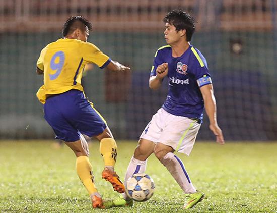 HAGL-Khánh Hòa: Chờ 3 điểm và màn ra mắt hoàn hảo - Ảnh 1