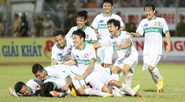 Lịch thi đấu vòng 1 V.League 2015 - Ảnh 1