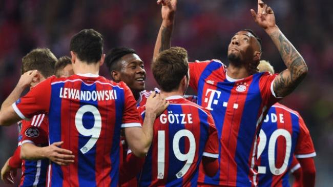 Guardiola hết lời ca ngợi màn trình diễn 7 sao của Bayern - Ảnh 1