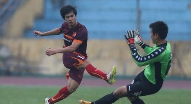 Công Phượng và U23 Việt Nam chơi ra sao trong trận mở màn? - Ảnh 1