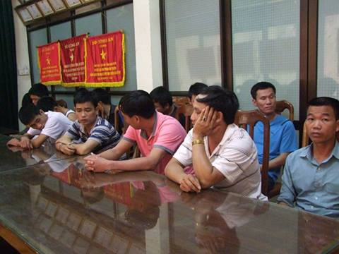 Lạng Sơn: Khởi tố 5 đối tượng cá độ bóng đá mùa World cup - Ảnh 1