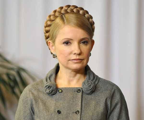 Cựu Thủ tướng Tymoshenko sẽ được ra tù nếu bồi thường 20 tỷ USD - Ảnh 1