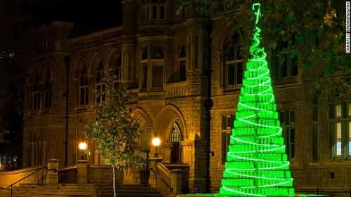Những cây thông Noel hoành tráng nhất thế giới năm 2013 - Ảnh 10