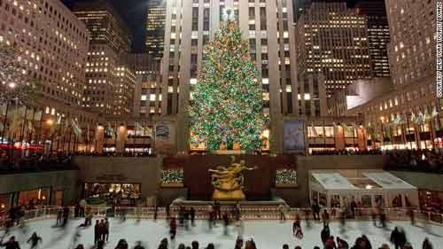 Những cây thông Noel hoành tráng nhất thế giới năm 2013 - Ảnh 3