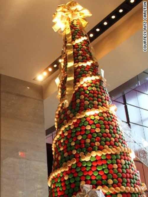 Những cây thông Noel hoành tráng nhất thế giới năm 2013 - Ảnh 8
